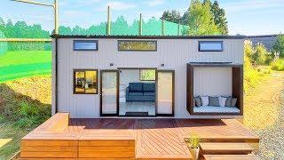 Beauty The Pohutukawa Tiny House – New Zealand | Living Design For A Tiny House