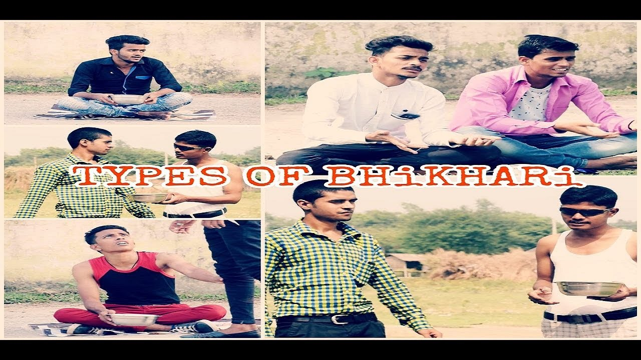 Types of bhikari |Halkat masti |The Indian beggar |Hm