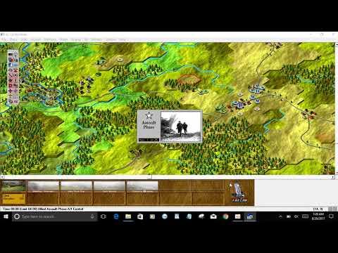 Thinking Of Playing: Battleground Ardennes - On The Brink - 1