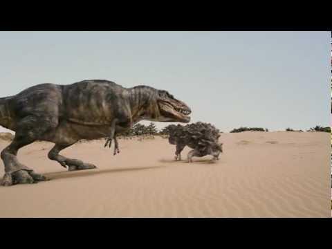 Tarbosaurus vs. Tarchia