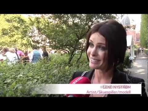 Lene Nystrøm: - Jeg diskuterte damebein med ambassadøren