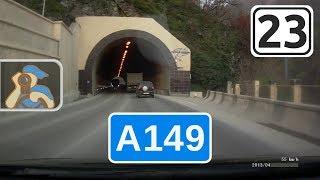 видео: Трассы А147, А149. [ Сочи - Адлер - Красная Поляна ]