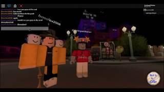 Disney Roblox 3:The Hollywood Tower Hotel-The Twilight Zone Tower of Terror