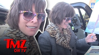 Milla Jovovich My Daughter Is In 'Resident Evil The Final Chapter' But She Won't Watch It | TMZ TV