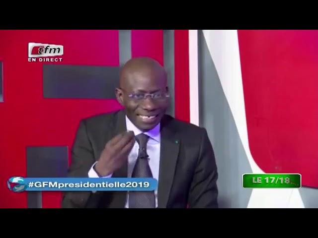 Boubacar Camara Coalition Sonko 2019 invité de Pape Ngagne Ndiaye dans 1718 du 15 Février 2019