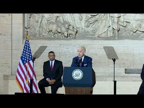 Remarks by Vice President Biden on Infrastructure Investment