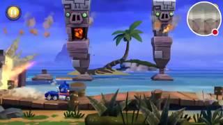 My Angry Birds Transformers Stream