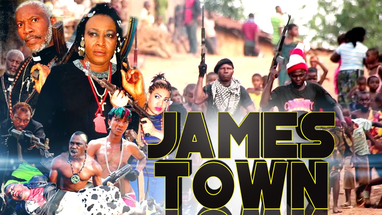 Download James Town 1 - Latest Nollywood Movie (2014)