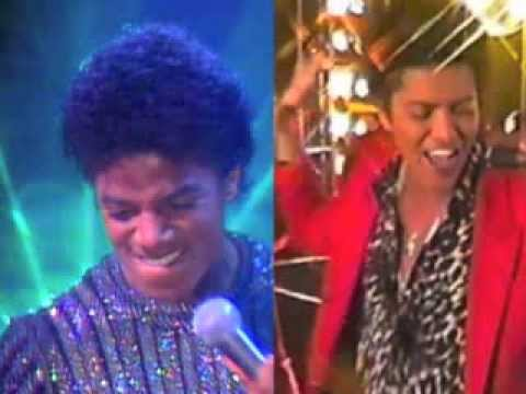 Rock With YouTreasure: A Michael Jackson & Bruno Mars Mashup