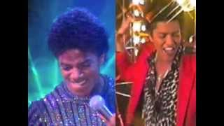 Rock With You/Treasure: A Michael Jackson & Bruno Mars Mashup