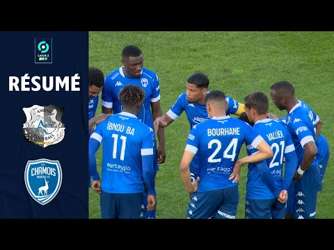 Amiens Niort Goals And Highlights