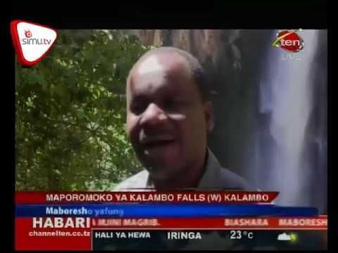 Maboresho Katika Maporomoko Ya Kalambo