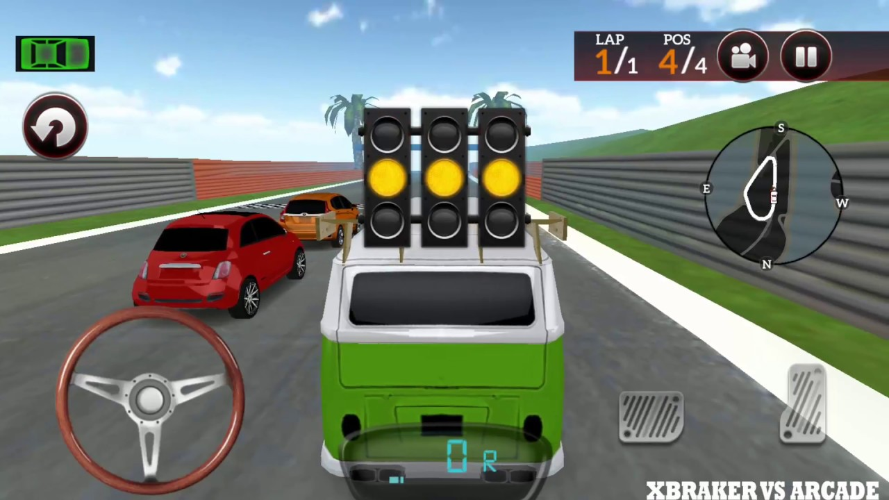Drive For Speed Simulator Van Driving Game Win First 6