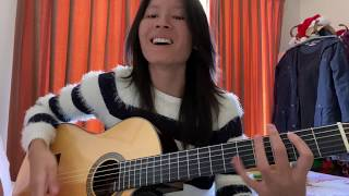 Harder To Breathe - Maroon 5 (Acoustic Cover) by Christine Yeong