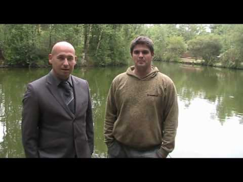 Episode 39: WARMWELL HERON LAKE CARP & PIKE FISHING  - BACK OF THE LANDING NET