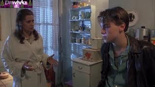 Мама нашла наркотики сына ... отрывок из фильма (Дневник Баскетболиста/The Basketball Diaries)1995