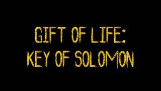 Gift of Life: Key of Solomon Trailer 1 Steam Game