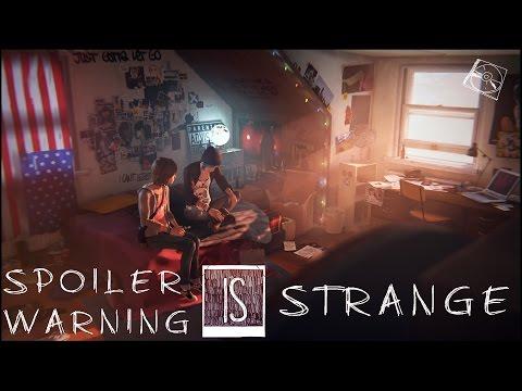 Life is Strange EP4: Captain Cringe