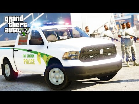 GTA 5 LSPDFR #260 - (Military Police) Rogue Soldiers