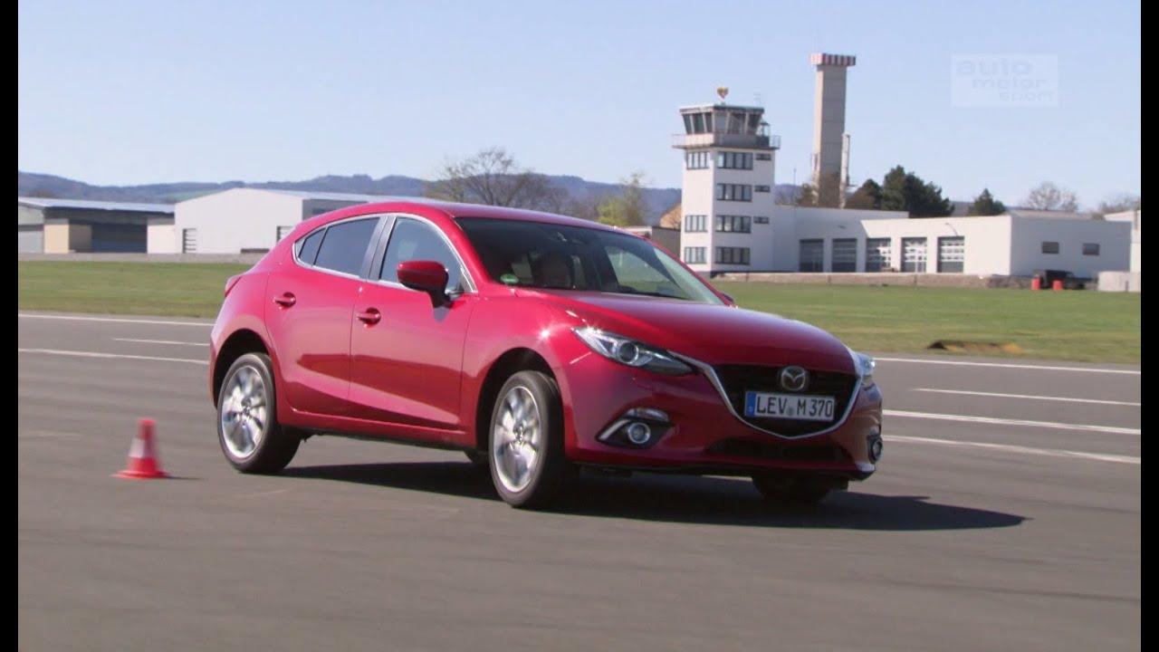 Mazda3 Skyactiv-G 165: Nur Durchschnitt? - Die Tester   auto motor ...