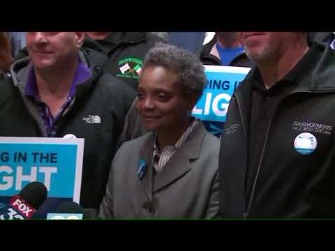 Preckwinkle, Lightfoot jockey for endorsements ahead of mayoral election