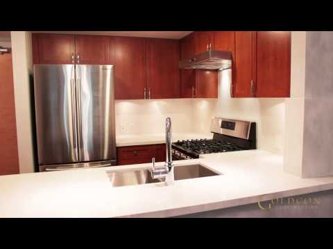 Before & After - Kitchen & Bathroom Condo Renovation Project - Vancouver