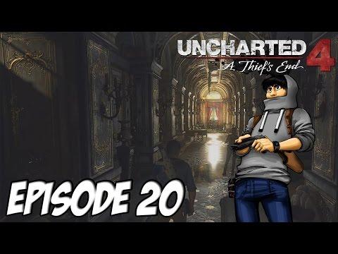 Uncharted 4 - Grosse soirée entre Pirates | Ep 20