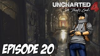 Uncharted 4 - Grosse soirée entre Pirates | Ep 20