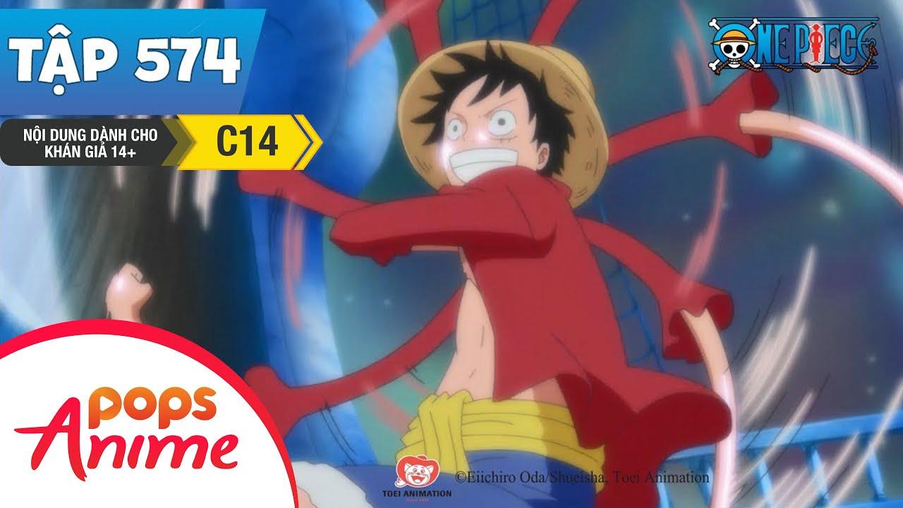 One Piece Tập 574 - Đến Tân Thế Giới! Hướng Về Vùng Biển Vĩ Đại Nhất Thế Giới - Đảo Hải Tặc