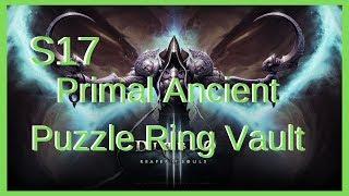[Diablo 3: ROS] S17 Primal Ancient Puzzle Ring vs Ancient Puzzle Ring Vault