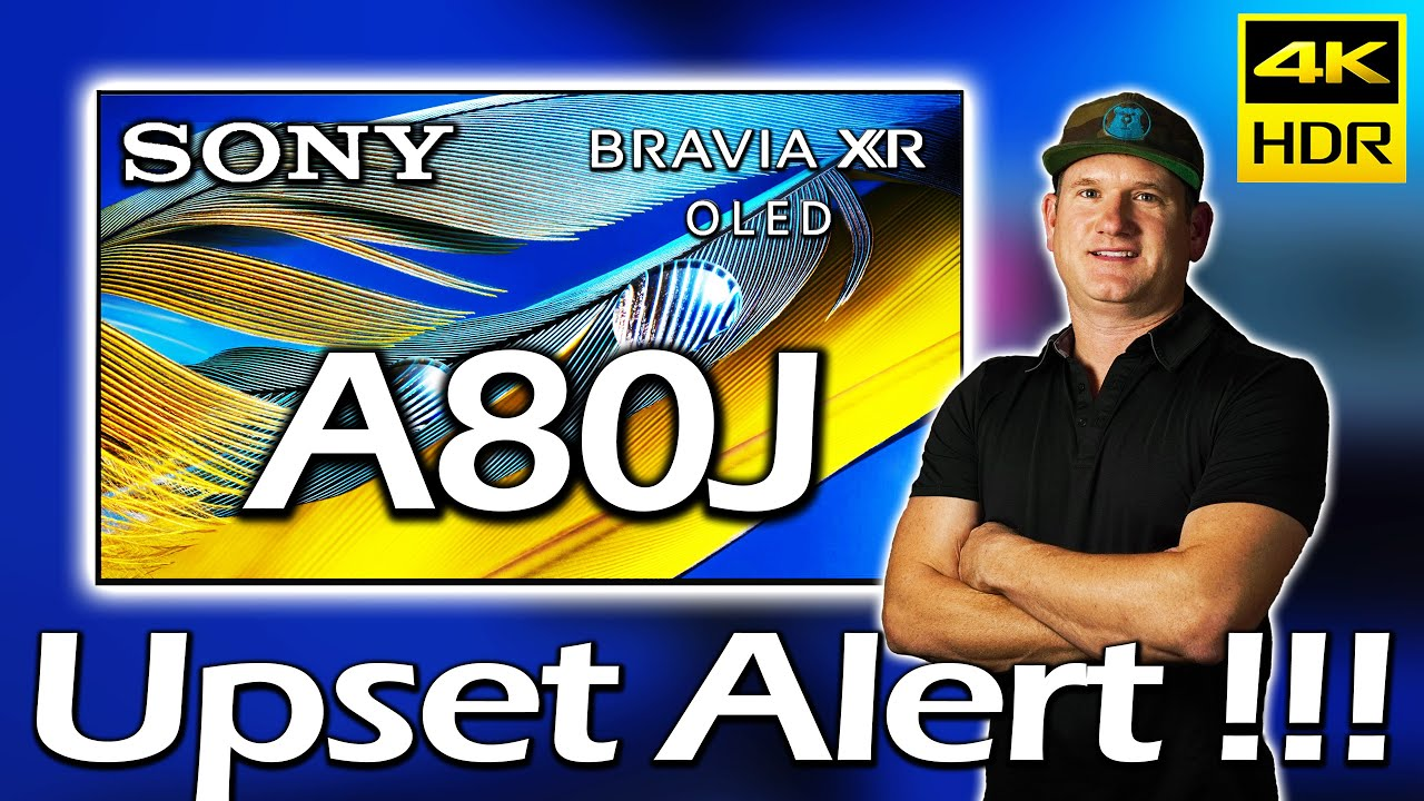 Sony Bravia XR A80J Series OLED TV Review