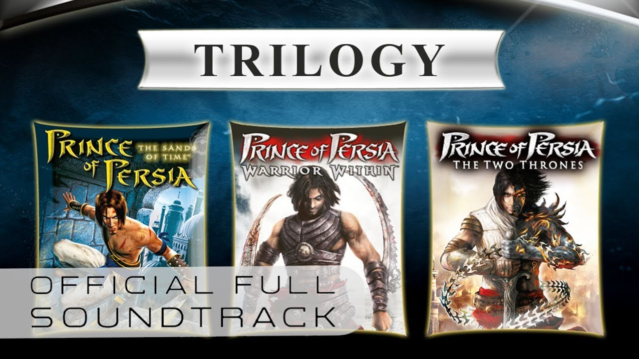 Prince Of Persia Trilogy Reverse The Sands Of Time Track 16