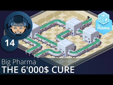 Big Pharma: Ep. #14 - THE 6'000$ CURE -= Gameplay & Walkthrough =-