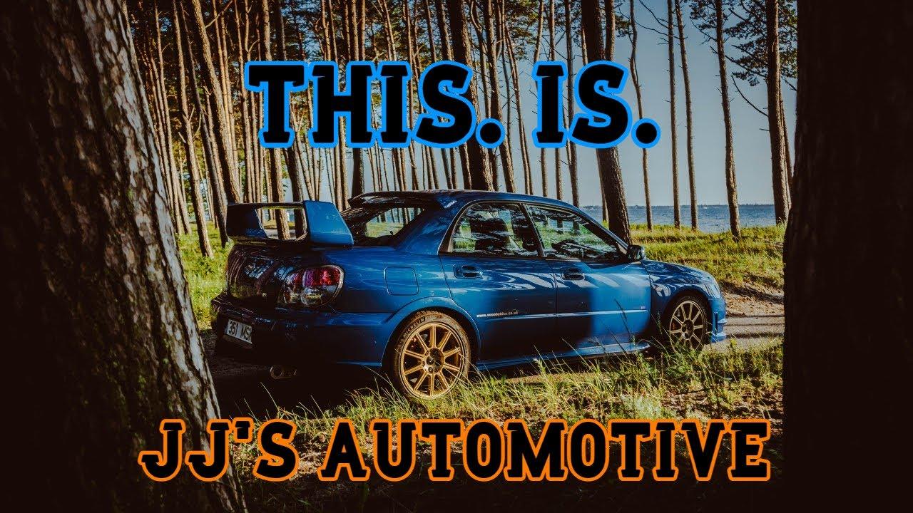 YOUTUBE REWIND: JJ'S AUTOMOTIVE