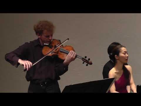 Arnold Bax, Sonata for Viola and Piano(1922), Veit Hertenstein(Viola) / Fuyuka Kusa(Piano)