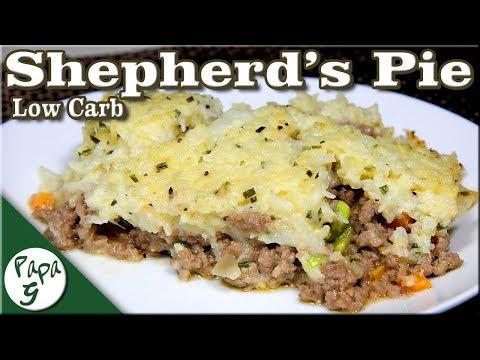 Low Carb Shepherd's Pie – Keto Comfort Food