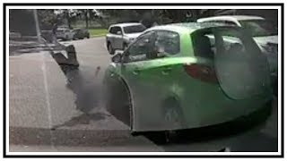 12 Year Old Boy Hit By Car In New South Wales | Dash Cam | Australia | 20190321