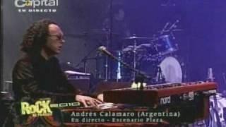 Andrés Calamaro - Mi Gin Tonic (Rock al Parque 2010)