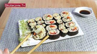 Kimbap. Sushi ze śledziem (pyszna przekąska lub danie) :: Skutecznie.Tv