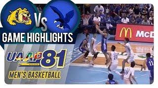 UAAP 81 MB: NU vs. ADMU | Game Highlights | September 22, 2018