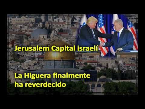 Jerusalén capital de Israel y la profecía