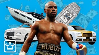 15 CRAZY Expensive Things Floyd Mayweather OWNS