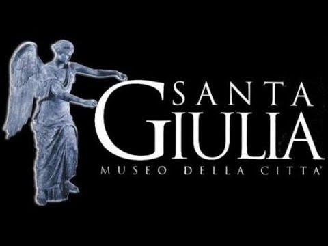***** Brescia (UNESCO) Museo Santa Giulia - integrale (1/2)