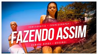 Baixar FAZENDO ASSIM- LUISA SONZA FEAT GAAB (COREOGRAFIA)