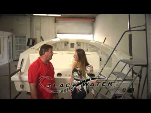 Boats Direct USA TV Show Black Water & Deep Impact Factory Visits! New & Used Boats