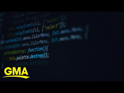 More than 1,000 companies worldwide hit by latest cyber attack l GMA
