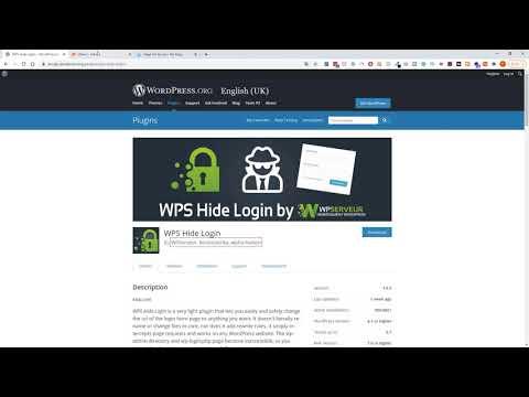 WPS Hide Login URL in Database +  How to Find Wordpress Admin URL from Database thumbnail