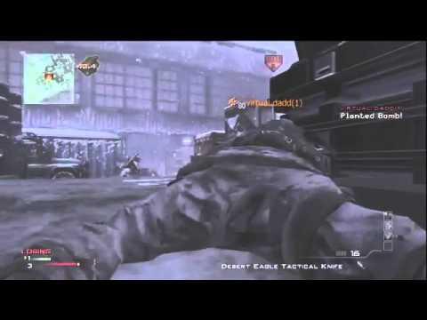 Bo2 clips - hiding in plain sight