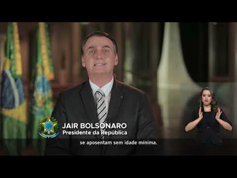 Nova Previdência - Pronunciamento do Presidente da República