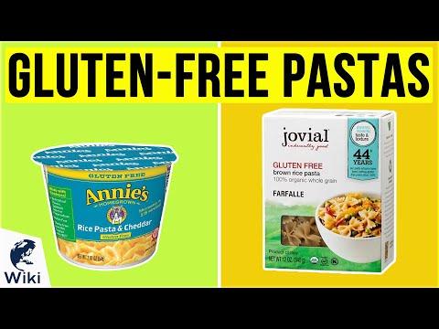 10 Best Gluten-Free Pastas 2020